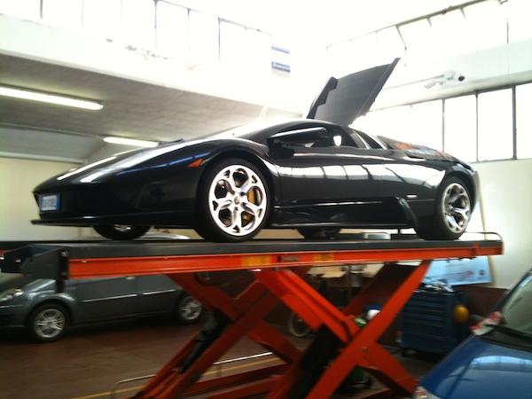 Lamborghini Murcièlago